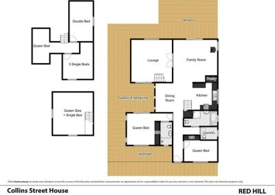 interior-design-mornington-peninsula-Collins st house floor plan