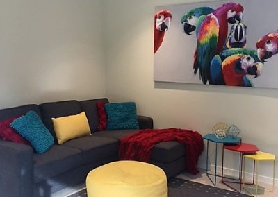 interior-design-mornington-peninsula-Kids TV room after